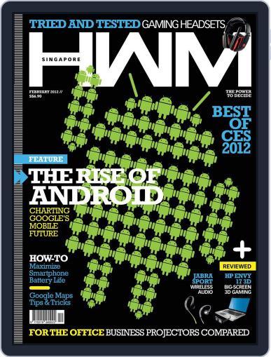 HWM Singapore (Digital) February 2nd, 2012 Issue Cover