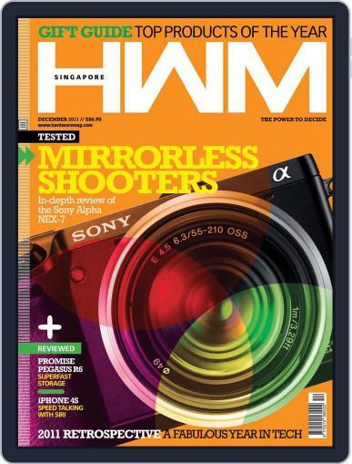 HWM Singapore (Digital) December 13th, 2011 Issue Cover