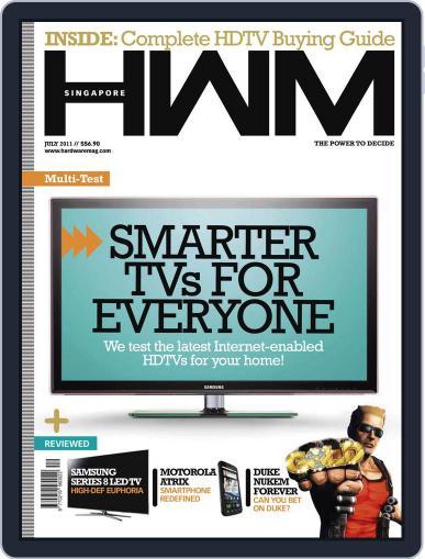 HWM Singapore (Digital) July 5th, 2011 Issue Cover