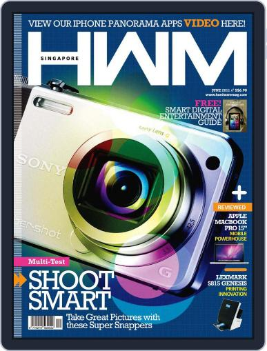 HWM Singapore June 8th, 2011 Digital Back Issue Cover