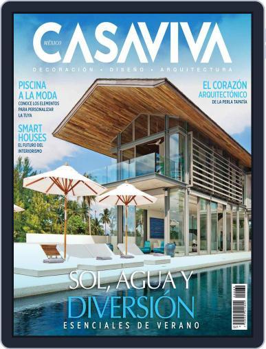 Casaviva México (Digital) July 1st, 2018 Issue Cover