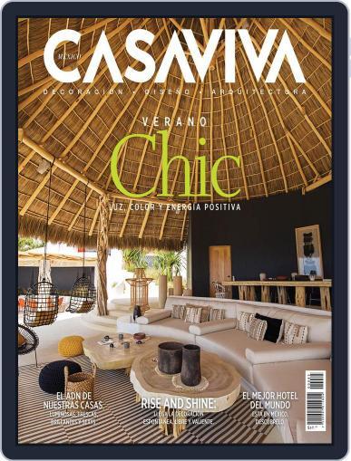 Casaviva México July 10th, 2017 Digital Back Issue Cover
