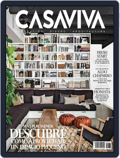 Casaviva México (Digital) January 1st, 2017 Issue Cover