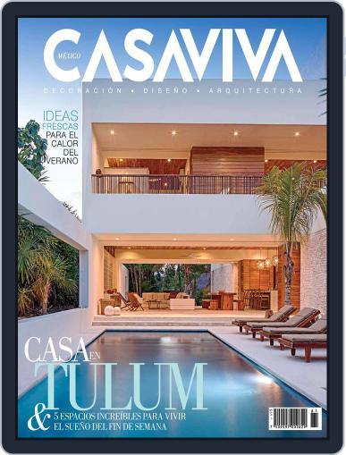 Casaviva México (Digital) July 18th, 2016 Issue Cover