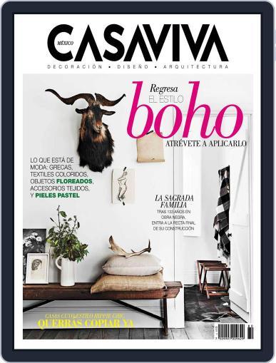 Casaviva México (Digital) April 18th, 2016 Issue Cover
