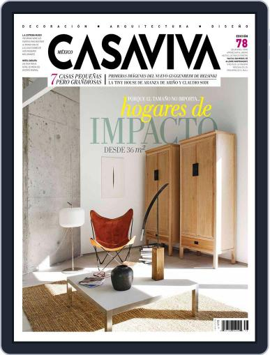 Casaviva México (Digital) September 10th, 2015 Issue Cover