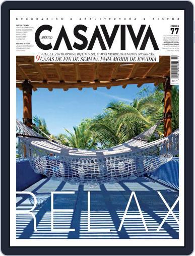 Casaviva México July 1st, 2015 Digital Back Issue Cover