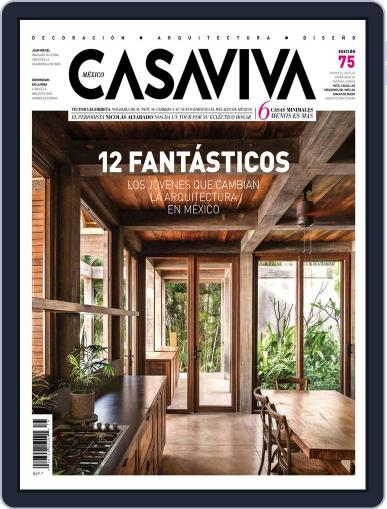 Casaviva México (Digital) March 4th, 2015 Issue Cover