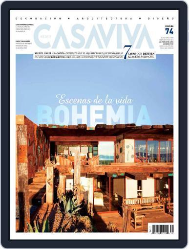 Casaviva México (Digital) January 5th, 2015 Issue Cover