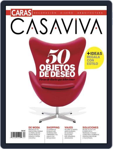 Casaviva México December 4th, 2013 Digital Back Issue Cover