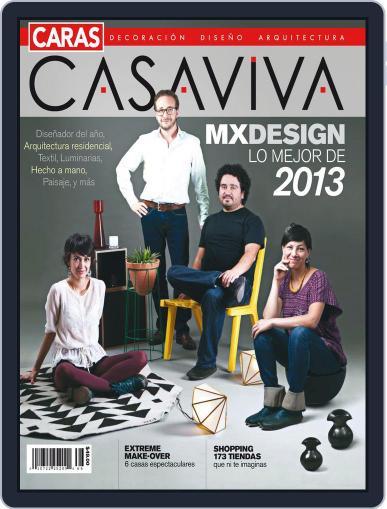 Casaviva México (Digital) October 14th, 2013 Issue Cover