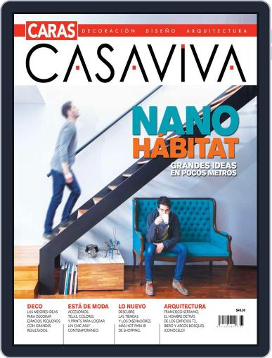 Casaviva México (Digital) August 5th, 2013 Issue Cover