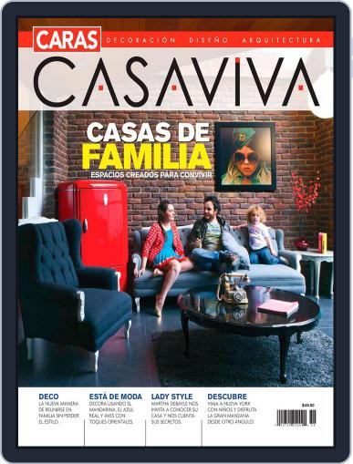 Casaviva México (Digital) July 30th, 2012 Issue Cover