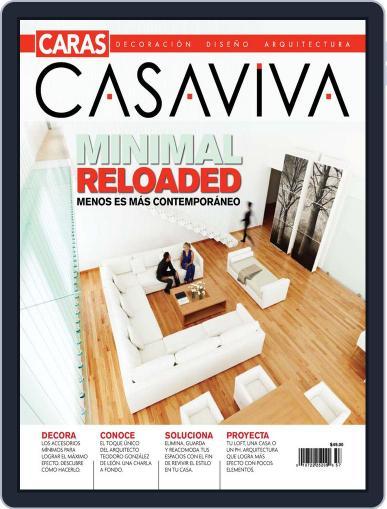 Casaviva México March 28th, 2012 Digital Back Issue Cover