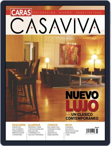 Casaviva México (Digital) December 4th, 2011 Issue Cover