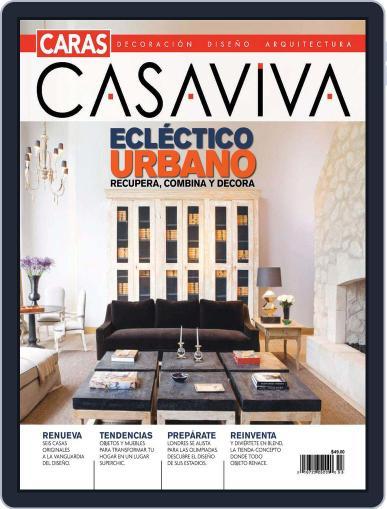 Casaviva México (Digital) August 3rd, 2011 Issue Cover