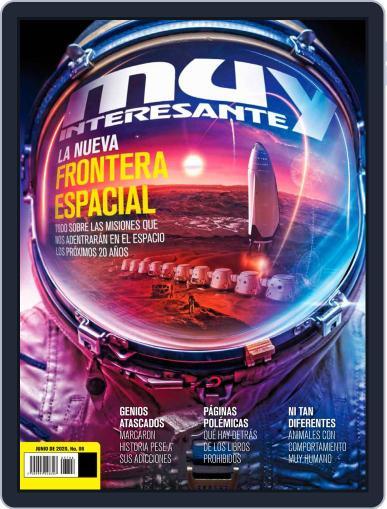 Muy Interesante México (Digital) June 1st, 2020 Issue Cover