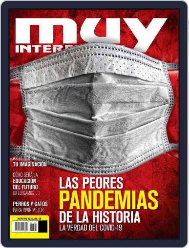 Muy Interesante México May 1st, 2020 Digital Back Issue Cover