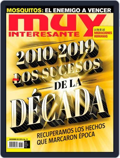 Muy Interesante México December 1st, 2019 Digital Back Issue Cover