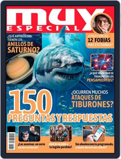 Muy Interesante México (Digital) October 15th, 2019 Issue Cover