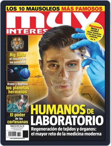 Muy Interesante México (Digital) June 1st, 2019 Issue Cover