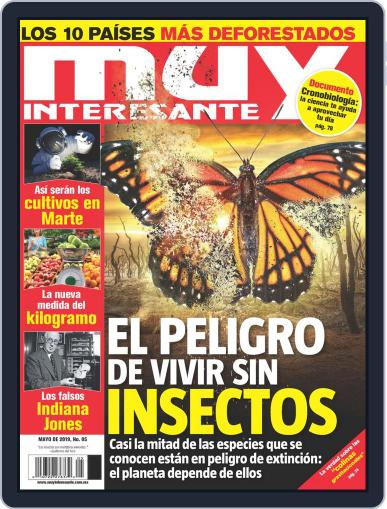 Muy Interesante México (Digital) May 1st, 2019 Issue Cover
