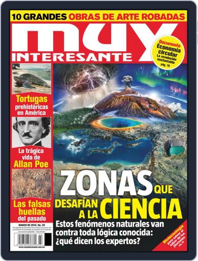 Muy Interesante México (Digital) March 1st, 2019 Issue Cover