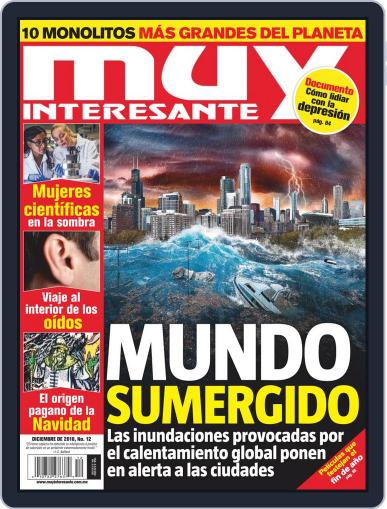 Muy Interesante México (Digital) December 1st, 2018 Issue Cover
