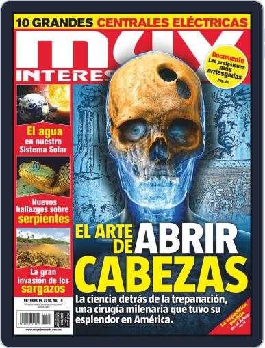 Muy Interesante México (Digital) October 1st, 2018 Issue Cover