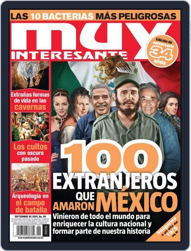 Muy Interesante México September 1st, 2018 Digital Back Issue Cover
