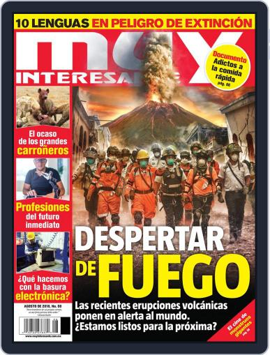 Muy Interesante México (Digital) August 1st, 2018 Issue Cover
