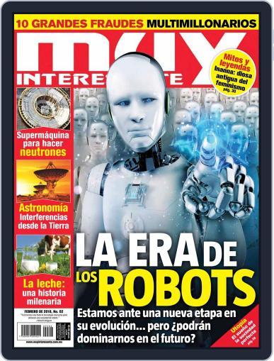 Muy Interesante México (Digital) February 1st, 2018 Issue Cover