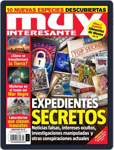 Muy Interesante México July 1st, 2017 Digital Back Issue Cover