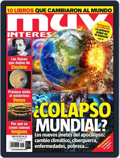 Muy Interesante México May 1st, 2017 Digital Back Issue Cover