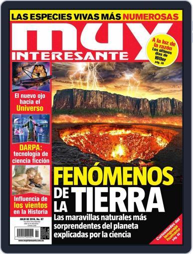 Muy Interesante México June 27th, 2016 Digital Back Issue Cover