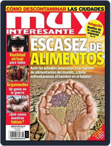 Muy Interesante México (Digital) April 25th, 2016 Issue Cover