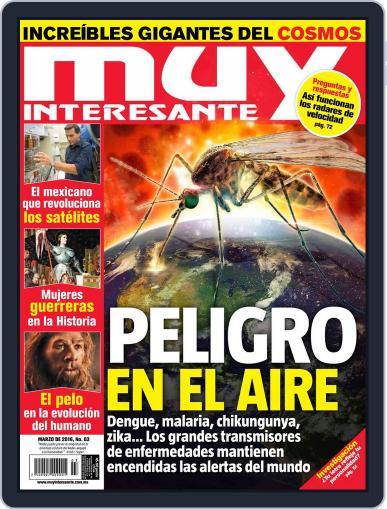 Muy Interesante México (Digital) February 29th, 2016 Issue Cover