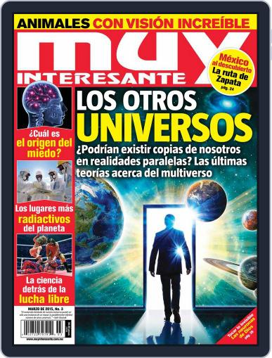 Muy Interesante México (Digital) February 27th, 2015 Issue Cover