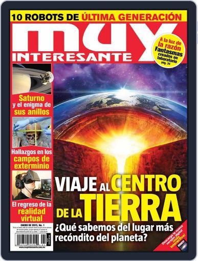 Muy Interesante México (Digital) December 26th, 2014 Issue Cover