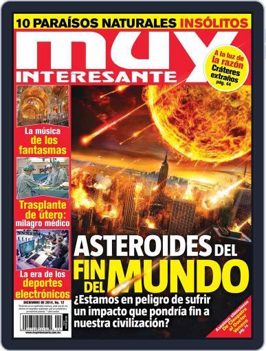 Muy Interesante México November 27th, 2014 Digital Back Issue Cover