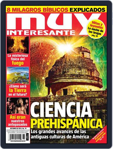 Muy Interesante México (Digital) September 26th, 2014 Issue Cover