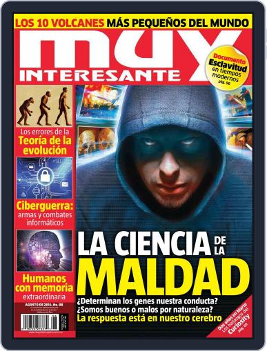 Muy Interesante México July 28th, 2014 Digital Back Issue Cover