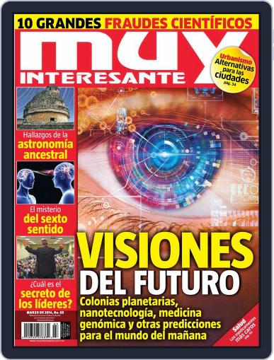 Muy Interesante México (Digital) February 27th, 2014 Issue Cover