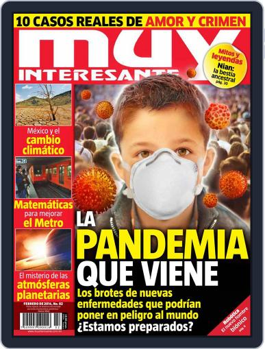 Muy Interesante México January 27th, 2014 Digital Back Issue Cover