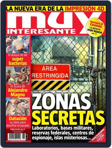 Muy Interesante México December 26th, 2013 Digital Back Issue Cover
