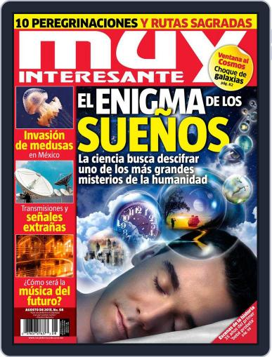 Muy Interesante México (Digital) July 25th, 2013 Issue Cover