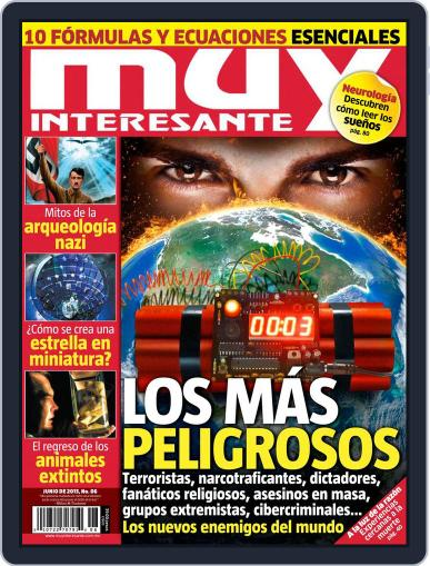 Muy Interesante México (Digital) May 26th, 2013 Issue Cover