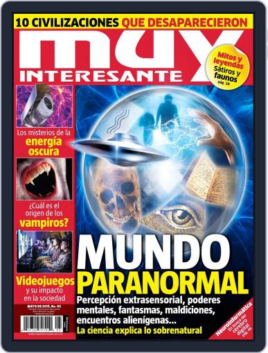 Muy Interesante México April 25th, 2013 Digital Back Issue Cover
