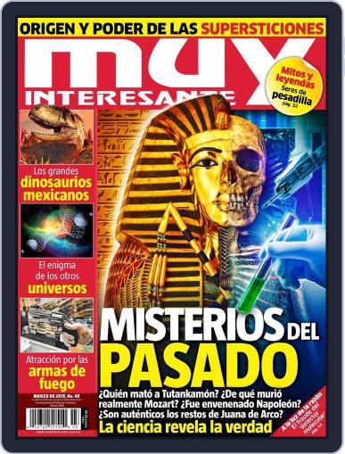 Muy Interesante México February 27th, 2013 Digital Back Issue Cover