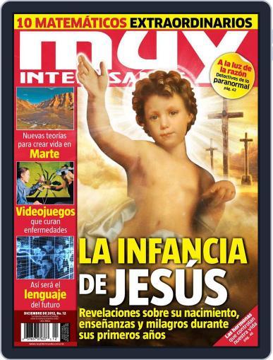 Muy Interesante México (Digital) November 26th, 2012 Issue Cover
